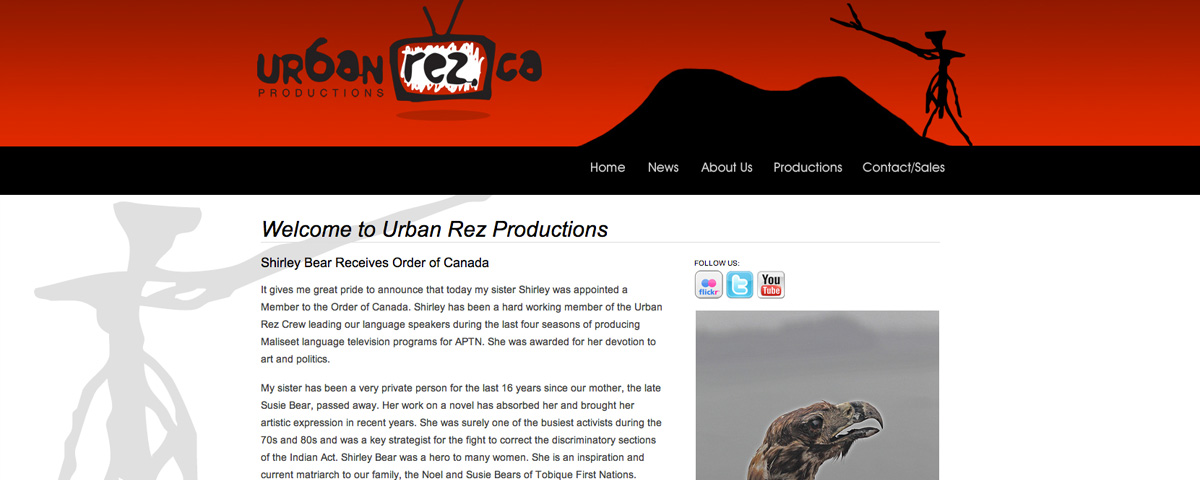 Urban Rez Productions